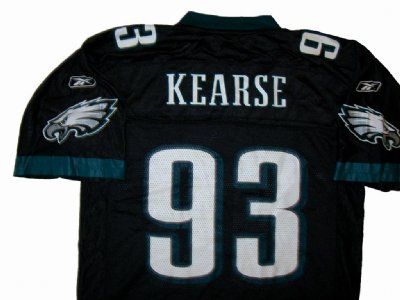 Philadelphia Eagles #93 Kearse NFL On-Field tröja: M