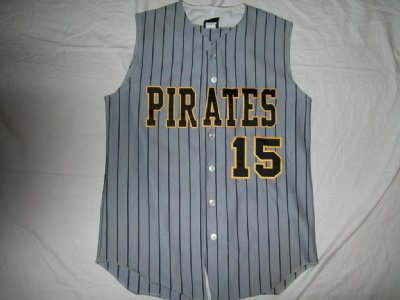 Pittsburgh Pirates #15 MLB Baseball skjorta PRO: M