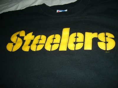 Pittsburgh Steelers #36 Bettis NFL Football tröja: XL