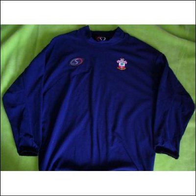 Southampton FC : Official Merchandise Fleece tröja : L