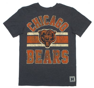 Chicago+Bears+Under+Armor+T-Shirt:+M