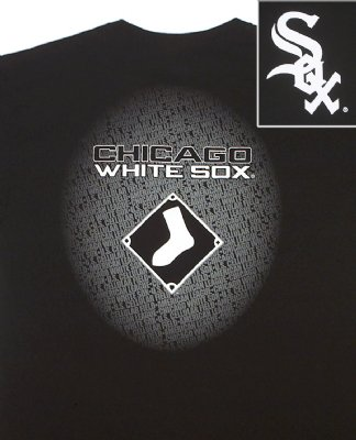Chicago+White+Sox+MLB+Baseball+T-Shirt:+XL