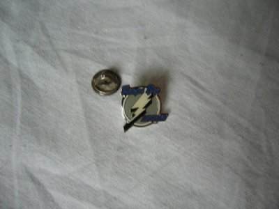 Tampa Bay Lightning Pin NHL