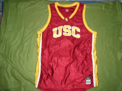 USC University of Southern California NCAA Matchlinne: L