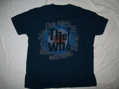 Who T-Shirt: M